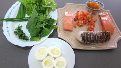 salade de la mer recette entr es salades supertoinette. Black Bedroom Furniture Sets. Home Design Ideas