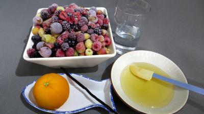 coulis de fruits rouges conserves supertoinette la cuisine facile. Black Bedroom Furniture Sets. Home Design Ideas