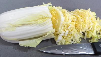 Chou blanc chinois fiche chou blanc chinois et recettes de chou blanc chinois sur supertoinette - Comment cuisiner le choux chinois ...