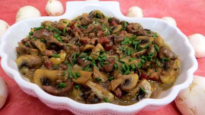 Blanquette de rognons de veau recette abats supertoinette - Recette de rognons de veau ...