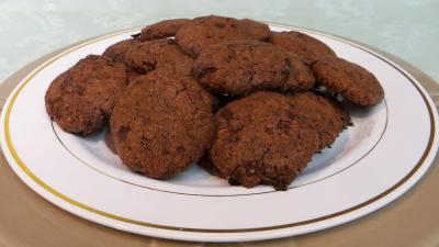 biscuits moelleux au chocolat supertoinette la cuisine facile. Black Bedroom Furniture Sets. Home Design Ideas