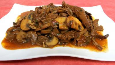 Champignons à la Grecque - recette - Légumes - Supertoinette