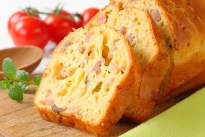Cake Jambon Olives Calories