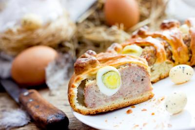 Omelette aux c pes recette oeufs supertoinette - Comment calmer les coups de soleil ...