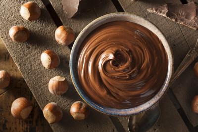 cr me au nutella au cookeo recette desserts. Black Bedroom Furniture Sets. Home Design Ideas