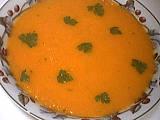 velouté de tomates et de chou