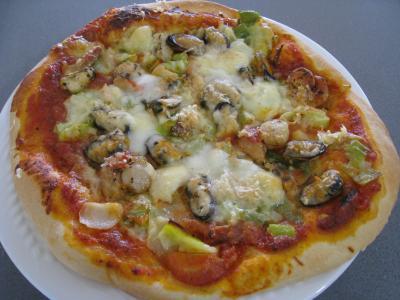 recettes de cuisine p 226 te a pizza