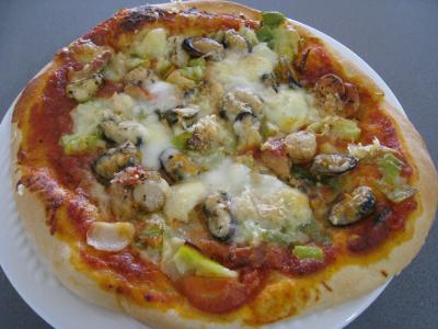 recettes de cuisine p te a pizza. Black Bedroom Furniture Sets. Home Design Ideas