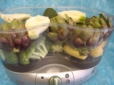 Cuisine vapeur et cuisine l 39 eau d finition et recettes for A la cuisine meaning