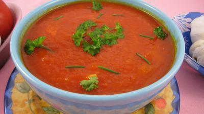 sauce tomate à la sicilienne