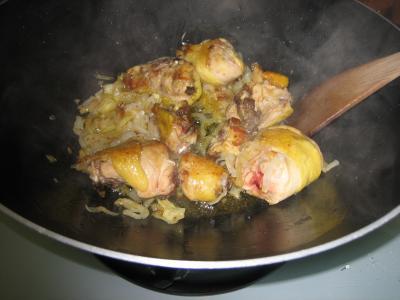 Poulet aux figues et au miel à la marocaine - 5.4