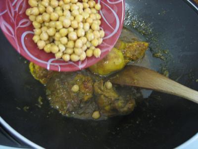 Poulet aux figues et au miel à la marocaine - 8.2