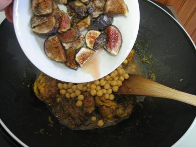Poulet aux figues et au miel à la marocaine - 9.1