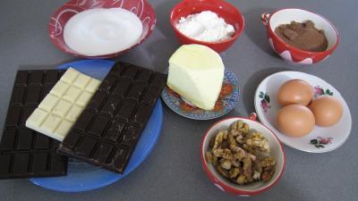 Brownie fiche brownie et recettes de brownie sur for Asticots blancs cuisine
