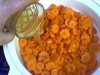 Carottes aux pices recette l gumes supertoinette for Chips carotte micro onde