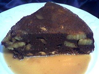 Gâteau Au Chocolat Et Aux Bananes Recette Desserts Supertoinette