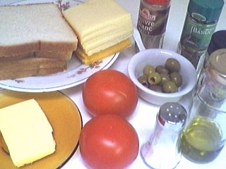 tartines l 39 italienne recette fromages supertoinette. Black Bedroom Furniture Sets. Home Design Ideas