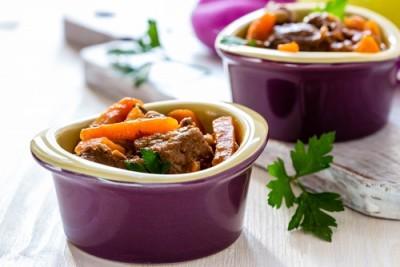 Jarret de boeuf en pot au feu - recette - Légumes - Supertoinette on