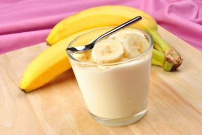 Recette yaourts caramélisés aux bananes | Supertoinette