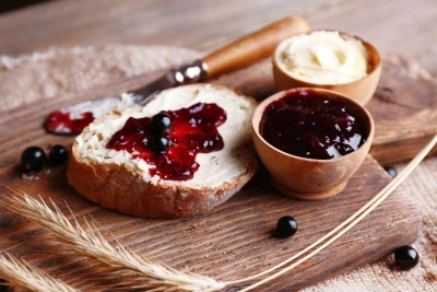 confiture rhubarbe cassis