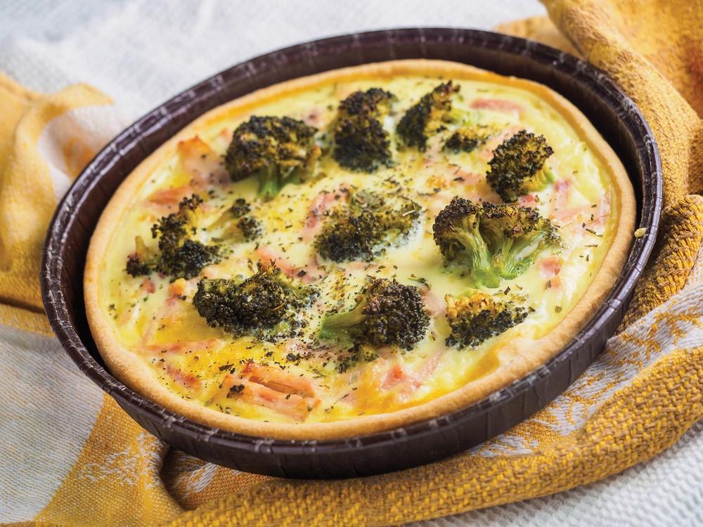 15 recettes de brocolis pour manger quilibr quiche au. Black Bedroom Furniture Sets. Home Design Ideas