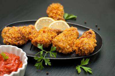 poulet pan au citron et au parmesan recette volailles et gibiers supertoinette. Black Bedroom Furniture Sets. Home Design Ideas