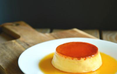 Crème Caramel Au Thermomix Recette Desserts Supertoinette