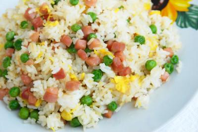 Recette riz cantonais au thermomix - Supertoinette
