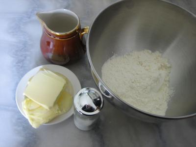 P te bris e au robot recette desserts supertoinette - Pate brisee au robot kenwood ...