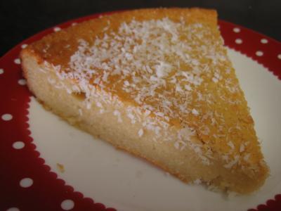 gâteau à la noix de coco - supertoinette, la cuisine facile !