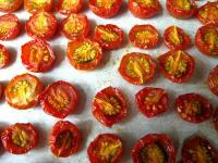 tomates cerise confites recette conserves supertoinette. Black Bedroom Furniture Sets. Home Design Ideas