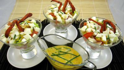 Nouvel an r veillon de la saint sylvestre d finition et recettes de nouvel an r veillon de - Idee repas reveillon nouvel an ...